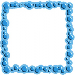 Frame clipart bubble
