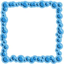Frame clipart bubble