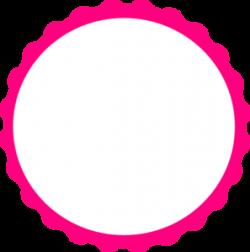 Frame clipart circle