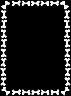 Frame clipart dog