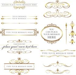 Lines clipart wedding invitation