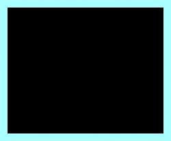 Frame clipart light blue