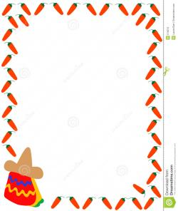 Frame clipart mexican
