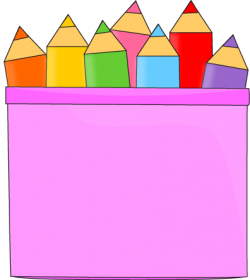 Colouful clipart color