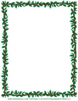 Holley clipart holly leaves