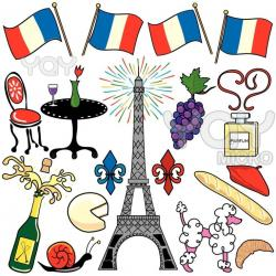 French clipart la france