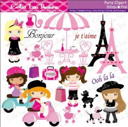France clipart french lady