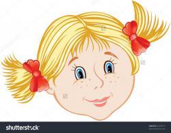 Freckles clipart face cartoon