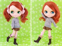 Freckles clipart toy doll