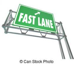 Freeway clipart pedestrian lane