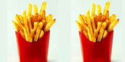 French Fries clipart fast food