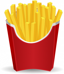 Potato Chips clipart unhealthy food