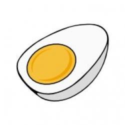 Fried Egg clipart boiled egg