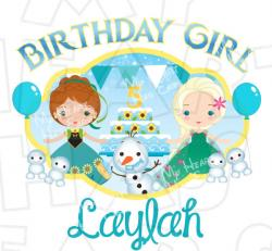 Digital clipart frozen fever