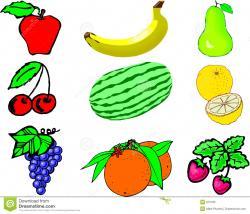 Vegetable clipart fruite