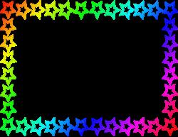 Rainbow clipart rectangle