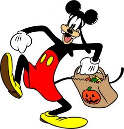 Fun clipart disney character