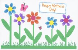 Mother's Day clipart special