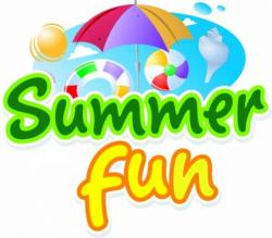 Fun clipart summer