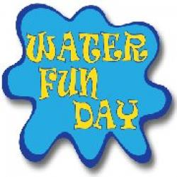 Fun clipart water day