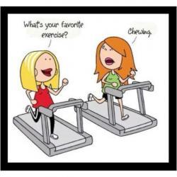 Fun clipart weight loss