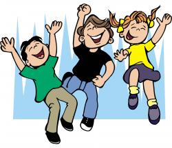 Fun Time clipart children's party