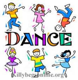 Fun Time clipart kid dance
