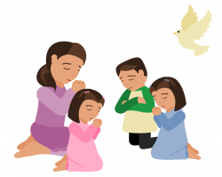 Miracle clipart prayer time