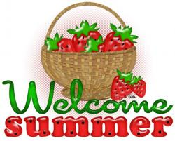 Fun Time clipart welcome summer