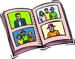 Cover clipart yearbook