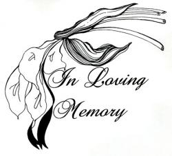 Lines clipart funeral