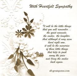 Grieve clipart sympathy