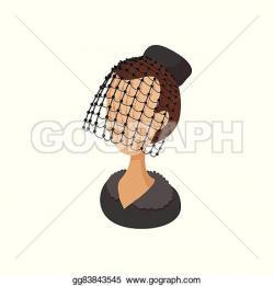 Veil clipart cartoon