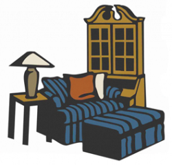 Interior Designs clipart furniture shop