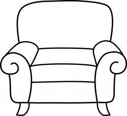 Cushion clipart lounge