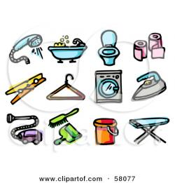 Furniture clipart bathroom furniture