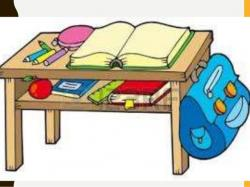 Products clipart classroom objects
