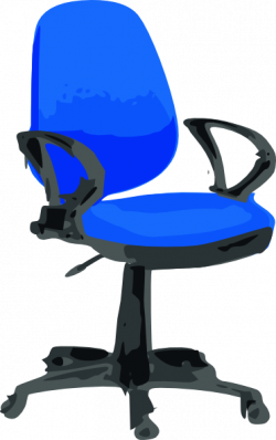 Desk clipart desk chair
