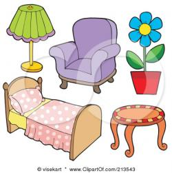 Furniture clipart household item