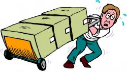 Moving clipart weekend