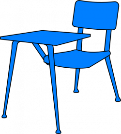 Furniture clipart school desk