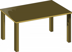 Furniture clipart