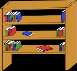 Shelf clipart cartoon