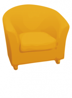 Furniture clipart sofa chair