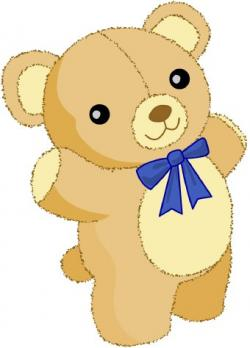Teddy clipart adorable