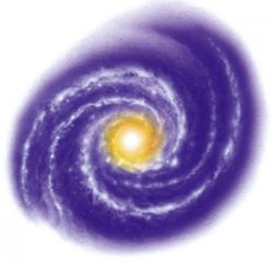 Spiral clipart spiral galaxy