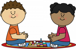Puzzle clipart table game