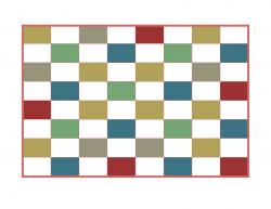 Checkerboard clipart printable