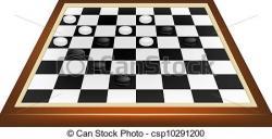 Checkerboard clipart checkers