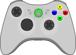 Controller clipart transparent